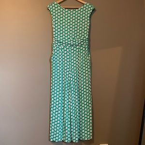 NWT! Boden floral maxi with pockets